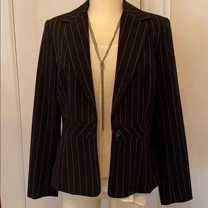GUC Merona pinstripe blazer - small